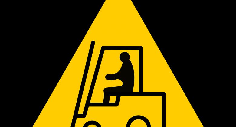 wózek widłowy